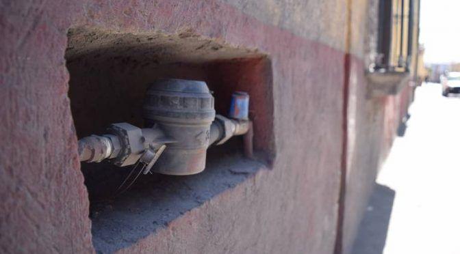 Querétaro: Continúa robo de medidores de agua (El Sol de San Juan del Río)