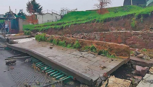 CDMX: Mala planeación y basura causan anegaciones:ediles (El Universal)