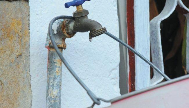Monterrey: Fuga en acueducto deja sin agua a cinco municipios (El Universal)