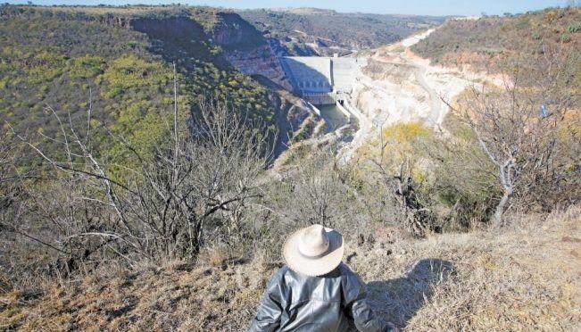 Guadalajara: Celebran pausa en obra de la presa El Zapotillo (El Universal)