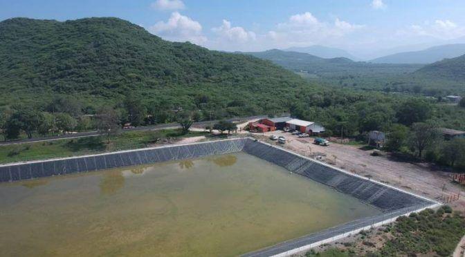 Querétaro: Ganaderos ya disponen de más agua en Landa (Diario de Querétaro)
