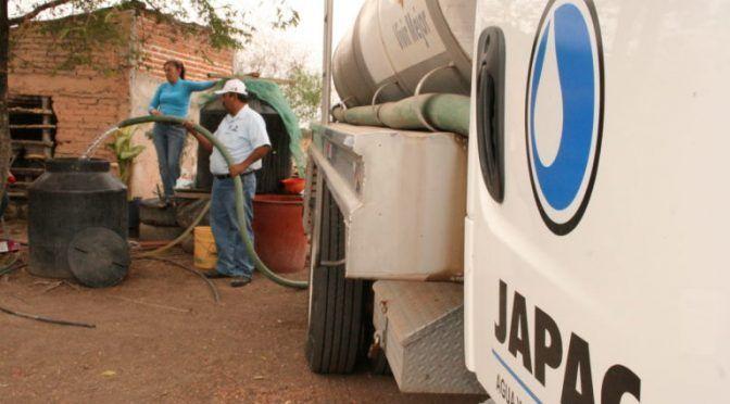 Sinaloa: Lluvias mejoran el panorama; demanda de agua en pipa se reduce 70% (ADN)