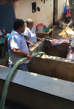 Chiapas: Se otorga agua potable a barrios sin sistema de red (Oye Chiapas)