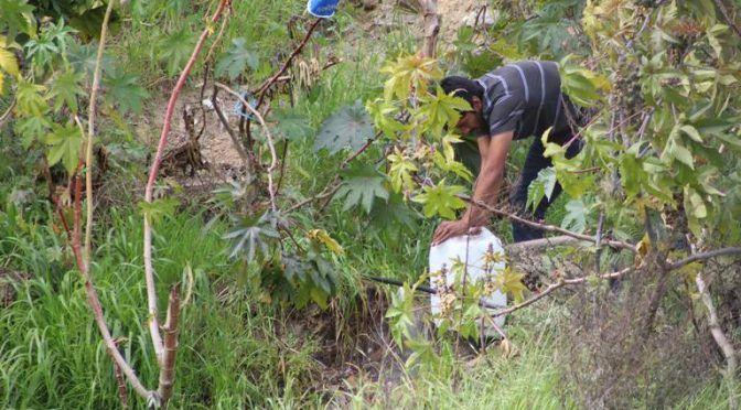 CDMX: Agua, el otro huachicoleo (24 Horas)