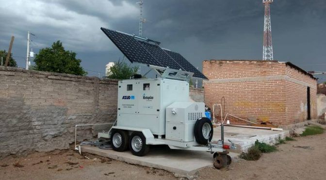 Potabilizadoras del Río Sonora no filtran metales pesados: Amalia Escobar (El Sol de Hermosillo)