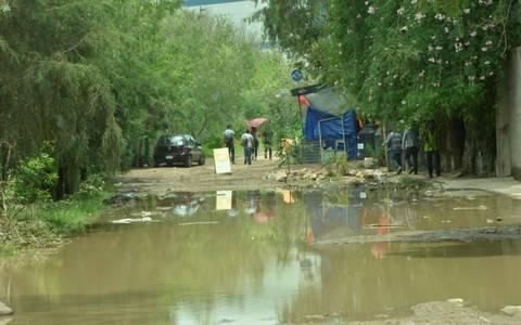 Estado de México: Se controló desbordamiento de la presa Angulo (La Prensa)