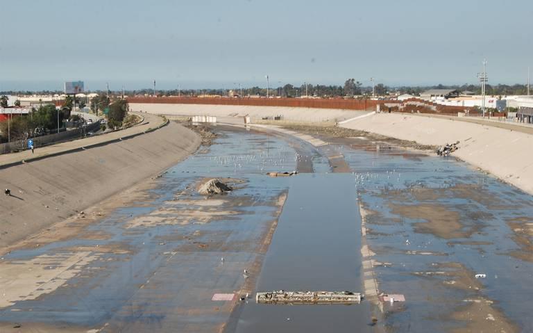Baja California Norte: urge solución por derrame de aguas (El Sol de Tijuana)