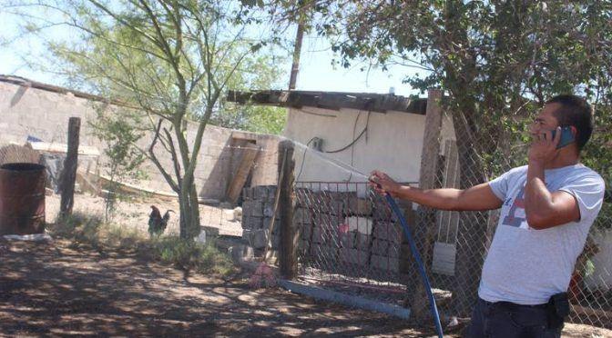 Chihuahua: Exhorta JMAS a no desperdiciar agua (El Mexicano)