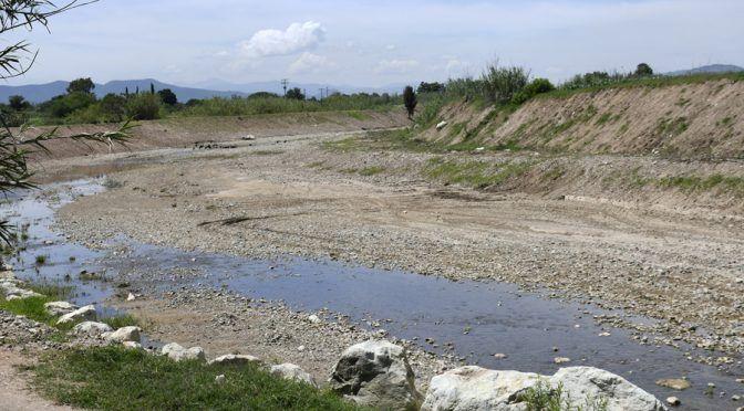 Oaxaca: Saqueo y contamianción devastan el río Atoyac (El Imparcial)
