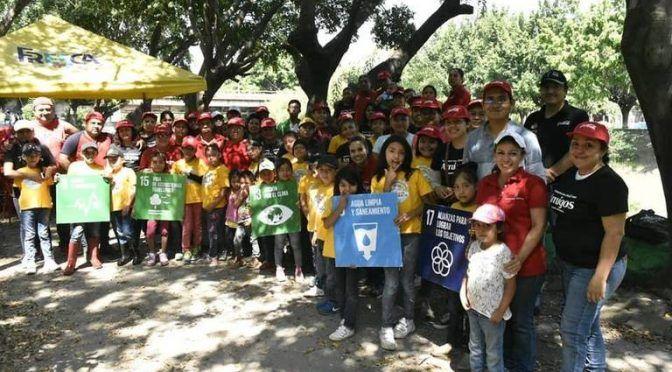 Morelos: Reforestamos para devolver el agua que ocupamos: Coca-Cola (El Sol de Cuautla)
