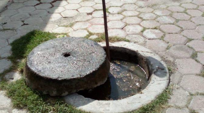 Tlaxcala: Repara Capam fuga de agua potable en Loma Bonita (Código Tlaxcala)