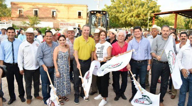Sinaloa: Inician obra para garantizar agua potable a 4 comunidades (Línea Directa)