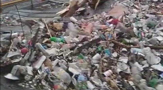 Edomex: Se desbordan tres ríos en Naucalpan tras intensas lluvias (El Sol de México)