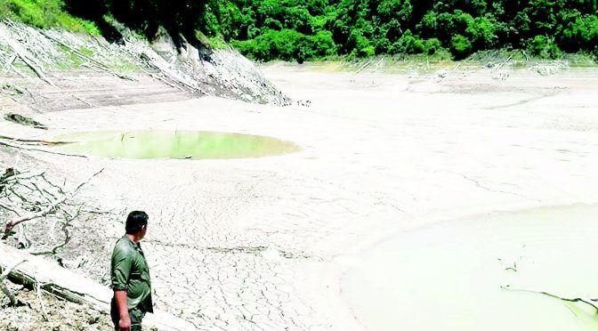 Chiapas: un lustro para recuperar laguna Metzabok (Diario de Chiapas)