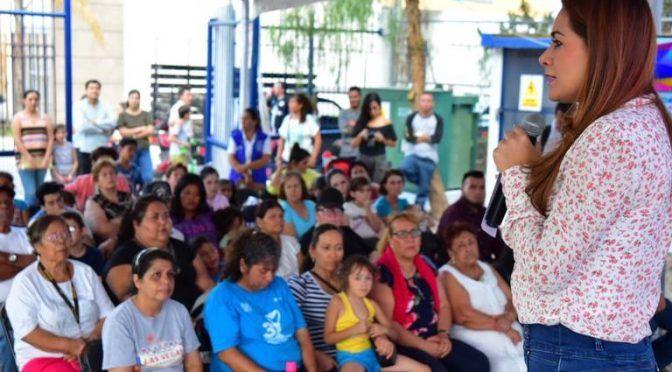 Aguascalientes: Tere Jiménez inaugura nuevo pozo de agua potable (El Sol del Centro)