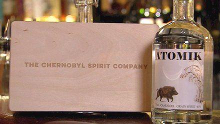 Europa: Vodka Atomik, producto hecho con agua y granos de chernóbil (El Imparcial)
