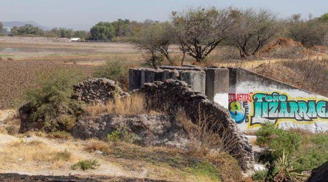 Querétaro: Intensa sequía en Escobedo (El Sol de San Juan del Río)
