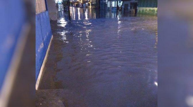 Sinaloa: Descarga 'Ivo' 175 mm de agua en Rosario; 150 casas afectadas (Línea Directa)