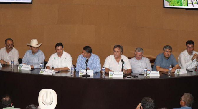 Sinaloa: Respeto a concesiones de agua, pide Asociación Nacional de Usuarios de Riego (Línea Directa)