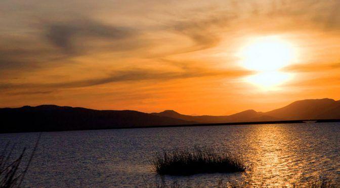Michoacán: Lago de Cuitzeo sin problemas por falta o exceso de agua (Respuesta)