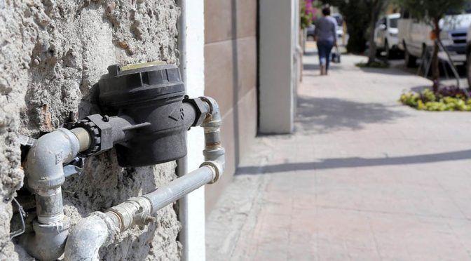 Torreón: Simas proyecta instalar 40 mil nuevos medidores en el 2019 (Milenio)