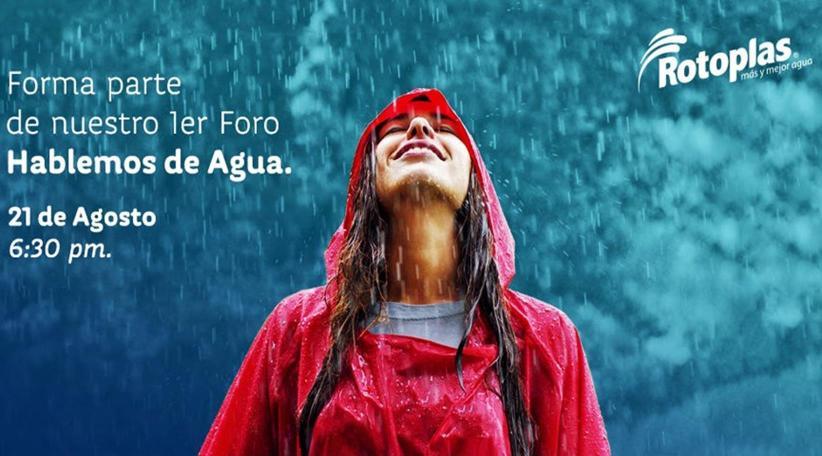 """CDMX: No te pierdas la transmisión del primer foro """"Hablemos del Agua y Cambio Climático"""" de Rotoplas (ABC)"""