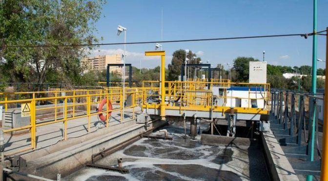 Incrementa Agua de Puebla volumen de saneamiento de aguas residuales (El Sol de Puebla)