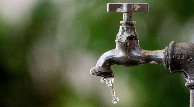 Proponen reducir el subsidio al agua en la CDMX para hacerle frente a la escasez (Economíahoy)