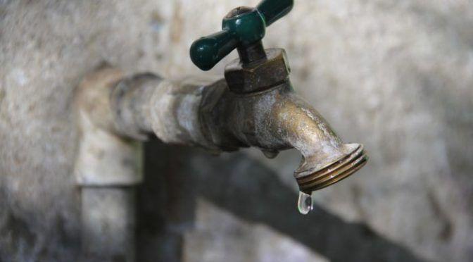Zacatecas: Sin estrategias sólidas para crisis de agua (NTR)