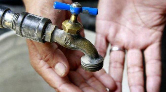 San Luis Potosí: Canícula disminuye reservas de agua (El Sol de San Luis)