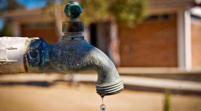 Se agrava escasez de agua en Oaxaca (El Imparcial)