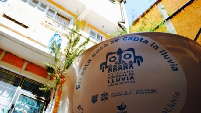 CDMX: Instalan más de cinco mil sistemas para captar agua en dos alcaldías (Oaxaca Político)