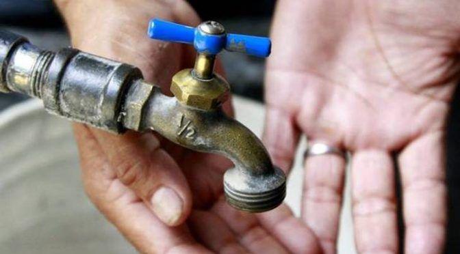 AVISO: Este martes quedarán sin agua 14 colonias del poniente de Hermosillom (Expreso)