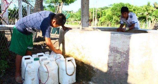 Veracruz: 3,500 personas sin agua potable en Papantla (La Opinión de Poza Rica)