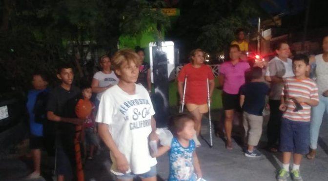 Habitantes de Monterrey sufren sin agua desde hace cinco días (TeleDiario)