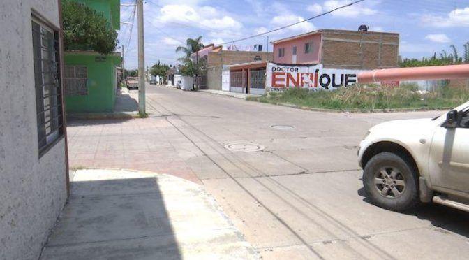 Durango: Alcantarillado congestionado provoca brote de aguas negras en colonia Díaz Ordaz (Multimedios)