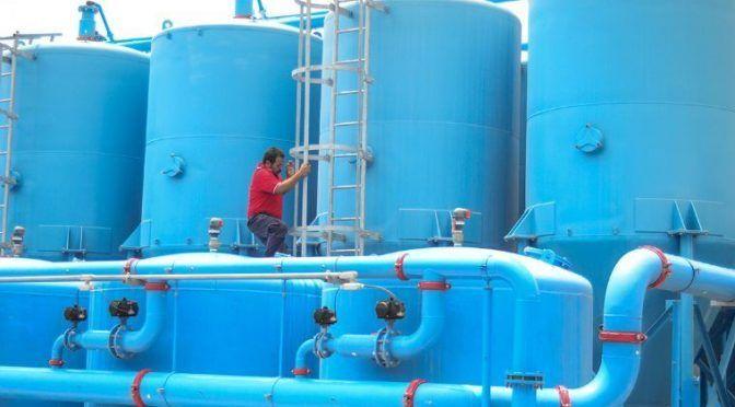 Rehabilitan infraestructura hídrica en estados (El Economista)