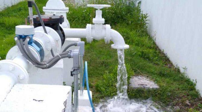 Puebla: aumentó 78% el abasto continuo de agua potable (Milenio)