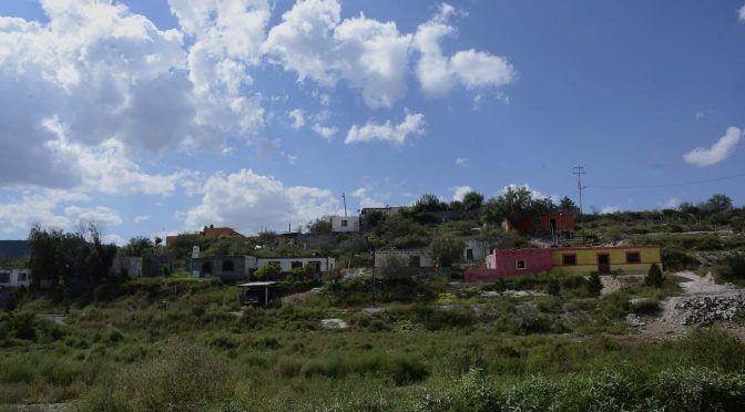 Coahuila: se seca un pozo de agua de G. Cepeda (Vanguardia)