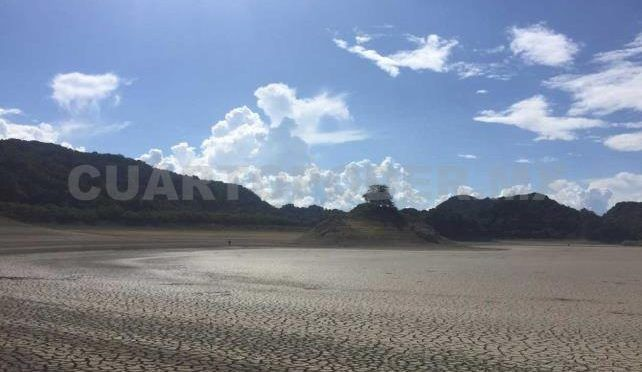 Chiapas: Sequía amenaza a más lagunas (Cuarto Poder)