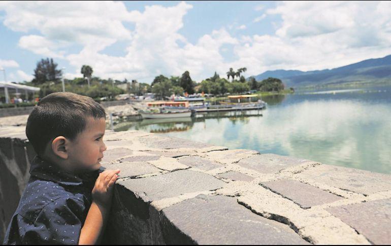 Jalisco: Tras nueve años, cesan descargas de aguas negras en Cajititlán (El Informador)