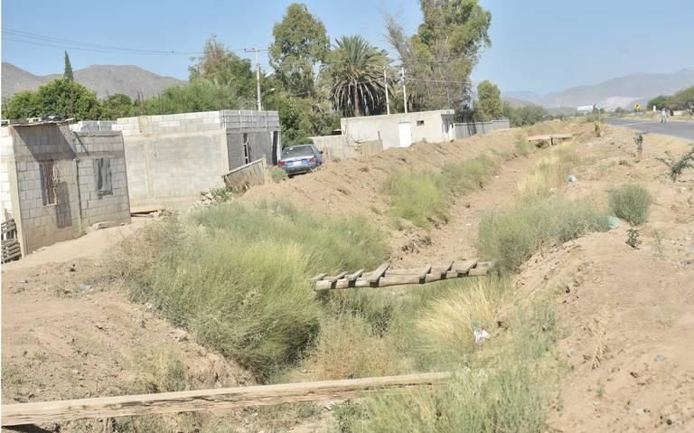 Coahuila: Sin agua se muere nuestra esperanza: temporaleros (El Sol de la Laguna)