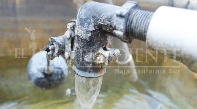 Baja California Sur: Cabo San Lucas no puede seguir dependiendo de tandeos: Comisión Estatal del Agua (El Independiente)