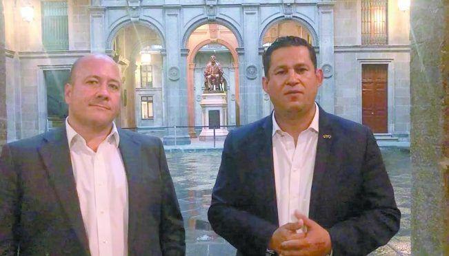 """CDMX: """"Cortinilla de El Zapotillo se mantiene"""" (El Universal)"""
