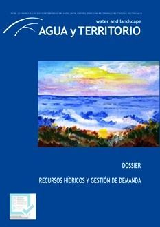 Agua y Territorio: Recursos Hídricos y Gestión de demanda (Revista)