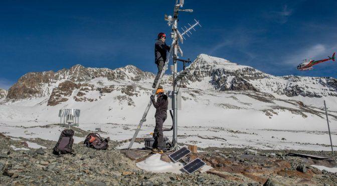 Los glaciares de Chile que albergan reservas de agua dulce están en peligro (El Financiero)