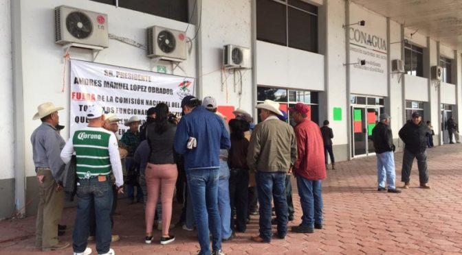 Coahuila: Productores agrícolas denuncian presunto 'huachicoleo' del agua en La Laguna (El Siglo de Torreón)