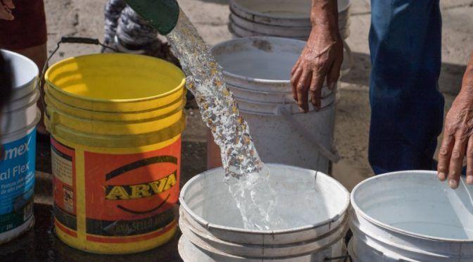La corrupción 'contamina' la calidad del agua en México (Expansión)