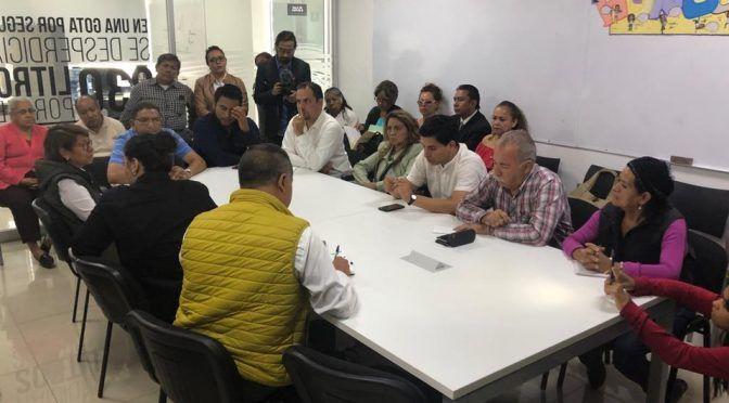 Puebla: Se llegó a acuerdos con representantes de El Barzón (Milenio)
