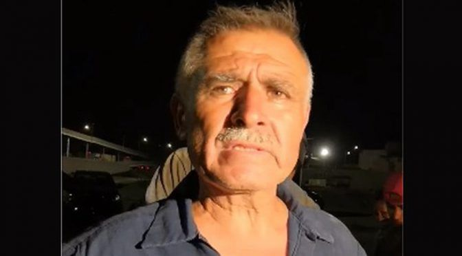 García: Hombre regala agua de su noria a afectados por fuga (Milenio)